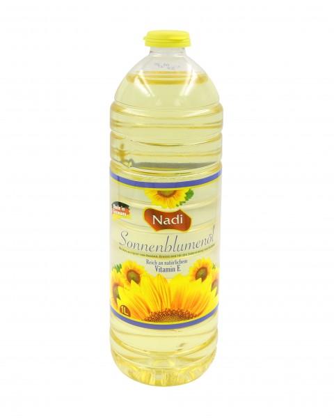 Sonnenblumenöl Nadi