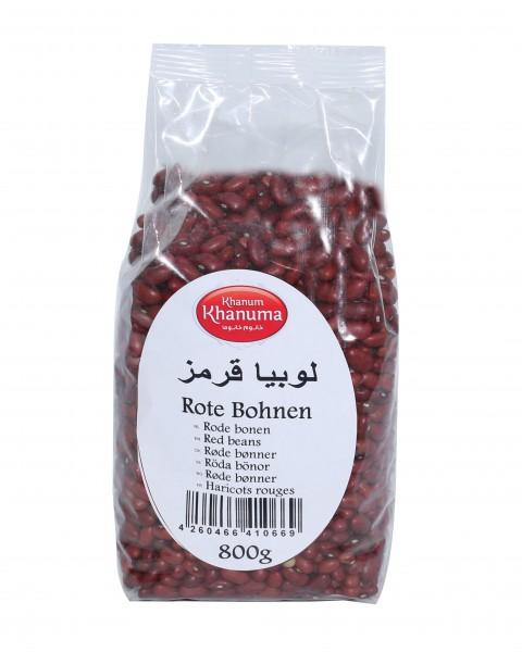 Rote Bohnen Khanum Khanuma