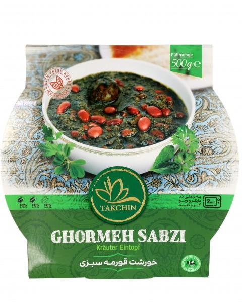 Ghormeh Sabzi - Takchin