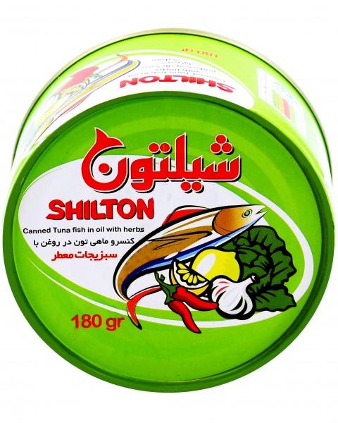 Thunfisch mit Kräutern - Shilton