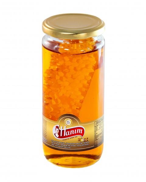 Honig mit Wabe - Hanim